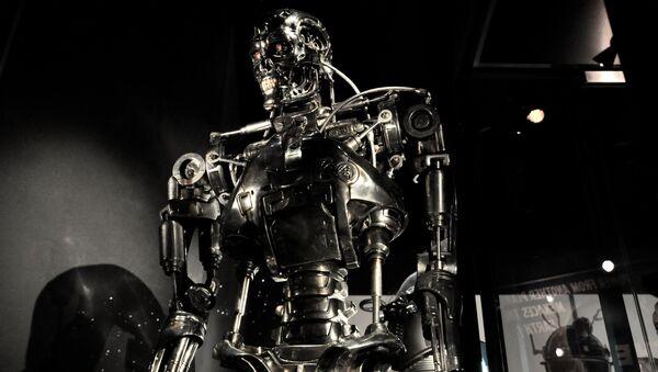 Un robot - Sputnik Mundo