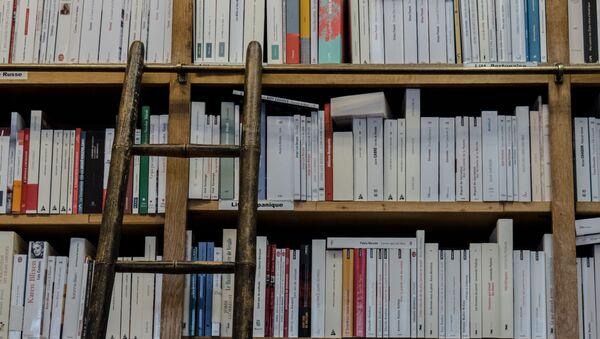Biblioteca - Sputnik Mundo