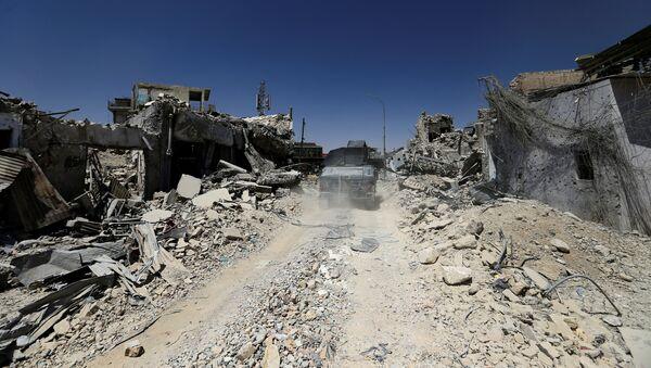 Situación en Mosul, Irak - Sputnik Mundo