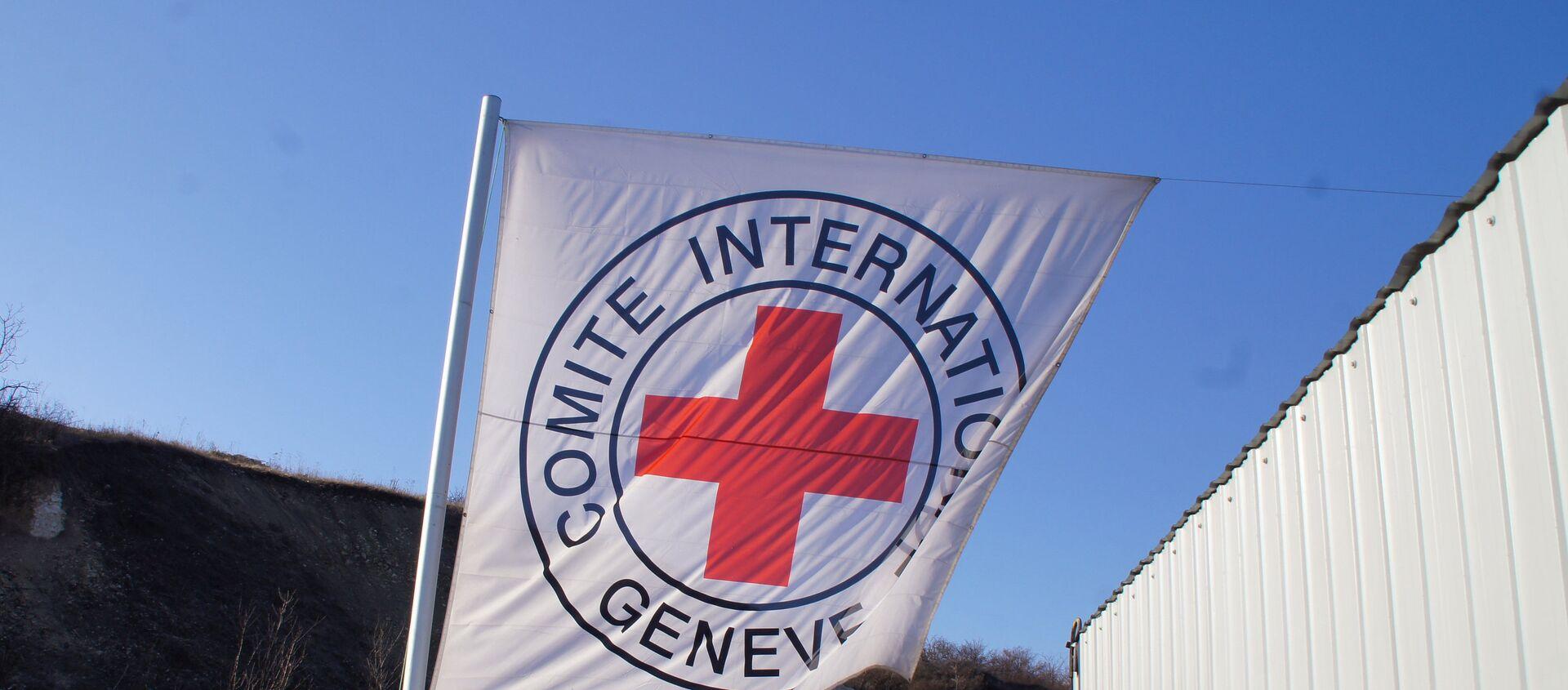 La bandera de la Cruz Roja - Sputnik Mundo, 1920, 13.01.2021