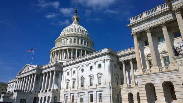 Senado de EEUU en Washington - Sputnik Mundo
