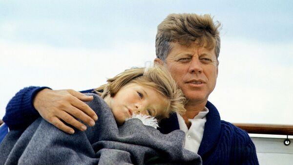 John Kennedy, expresidente de EEUU (archivo) - Sputnik Mundo