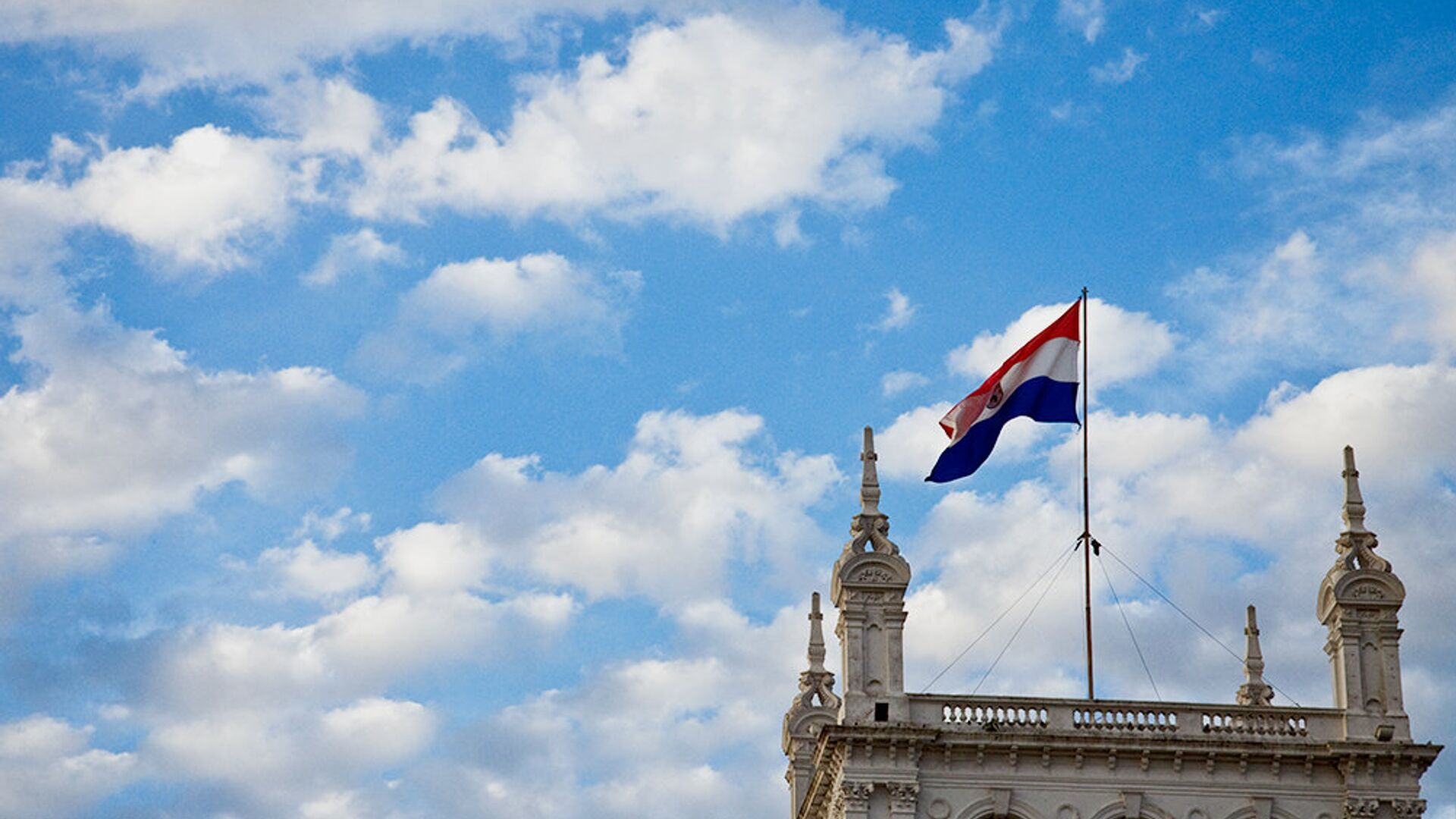 Bandera de Paraguay - Sputnik Mundo, 1920, 11.10.2021