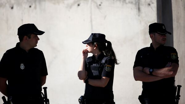 Policía de España - Sputnik Mundo