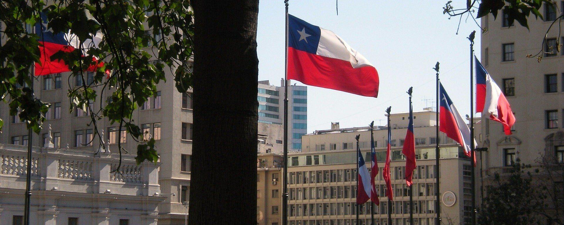 Bandera de Chile - Sputnik Mundo, 1920, 12.08.2021