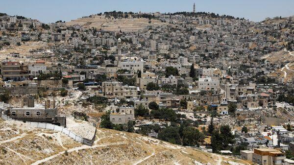 Jerusalén Este, territorio disputado por Israel y Palestina - Sputnik Mundo