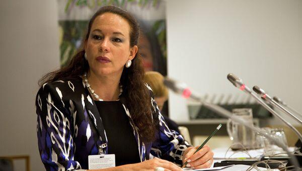 María Fernanda Espinosa, presidenta del 73º período de sesiones de la Asamblea General de la ONU - Sputnik Mundo