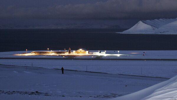 Аэропорт Свальбард, Лонгйи, Норвегия - Sputnik Mundo