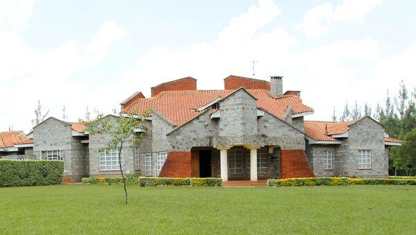 La residencia rural del vicepresidente de Kenia, William Ruto - Sputnik Mundo