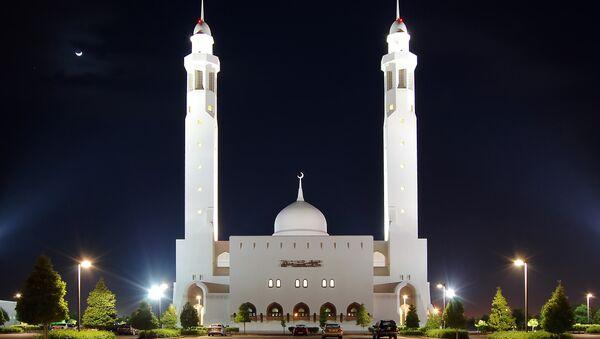 Mezquita en Omán - Sputnik Mundo