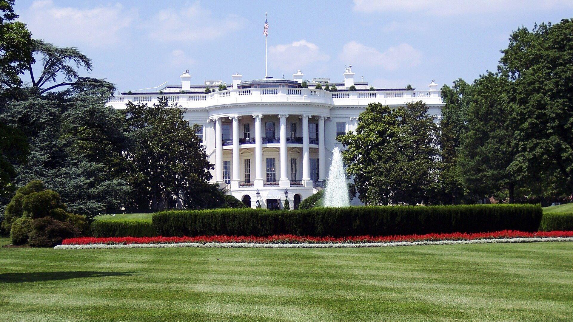 La Casa Blanca, Washington - Sputnik Mundo, 1920, 23.09.2021