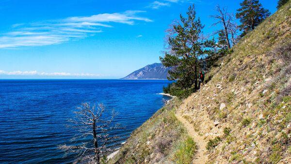 Lago Baikal, Rusia (archivo) - Sputnik Mundo