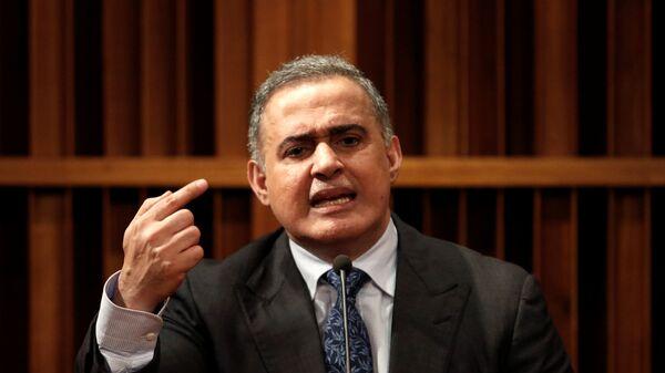 Tarek William Saab, fiscal general de Venezuela (archivo) - Sputnik Mundo