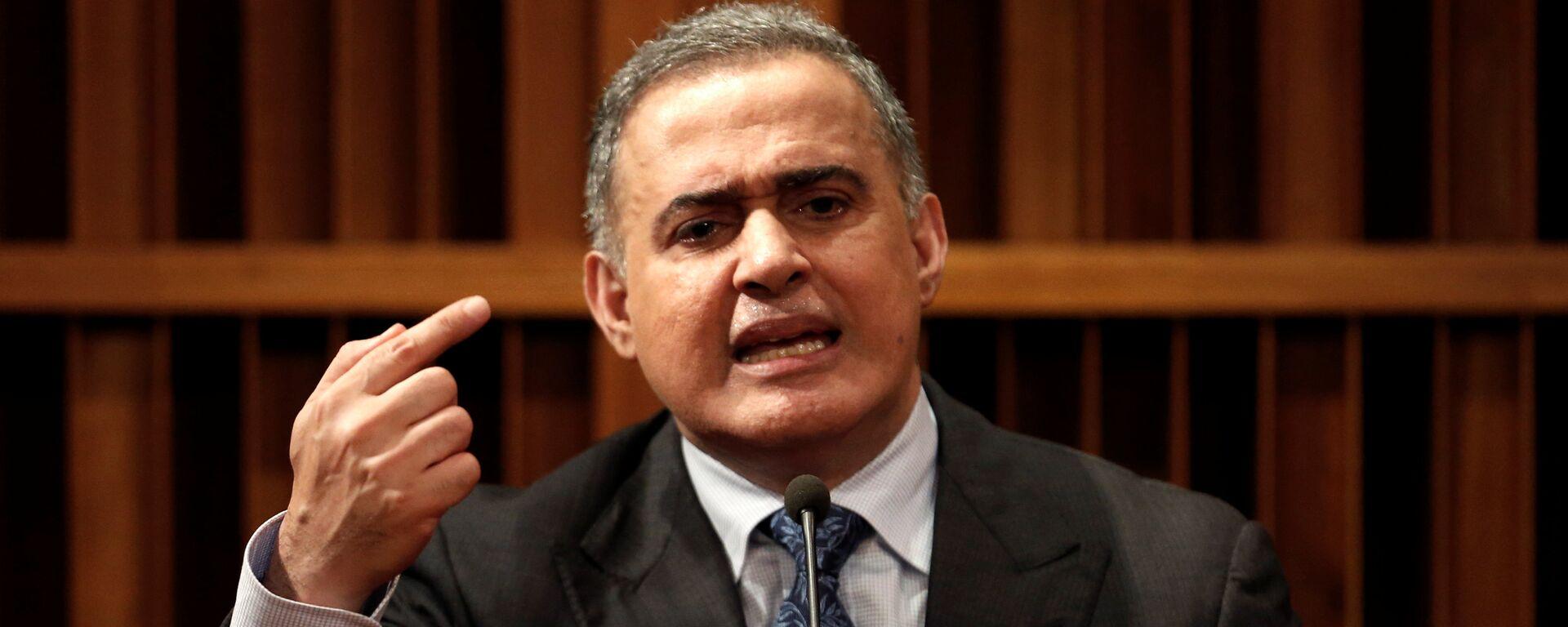 Tarek William Saab, nuevo fiscal general de Venezuela - Sputnik Mundo, 1920, 19.07.2021