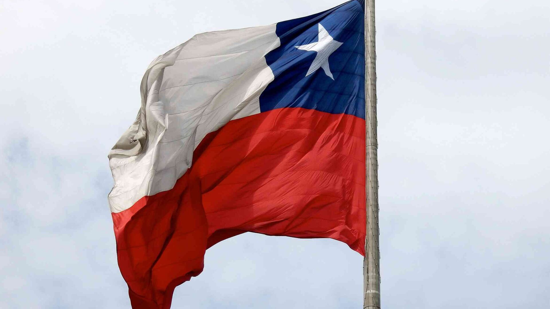Bandera de Chile - Sputnik Mundo, 1920, 04.10.2021