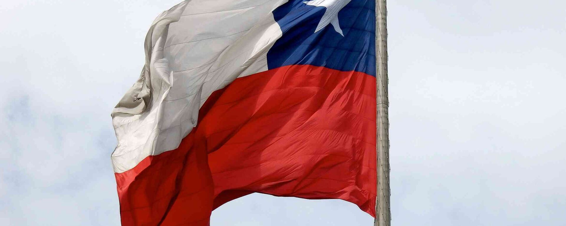 Bandera de Chile - Sputnik Mundo, 1920, 30.07.2021