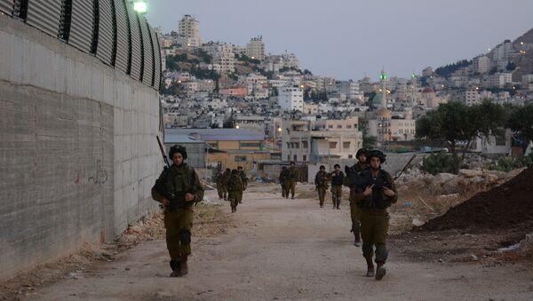 Militares de Israel (archivo) - Sputnik Mundo