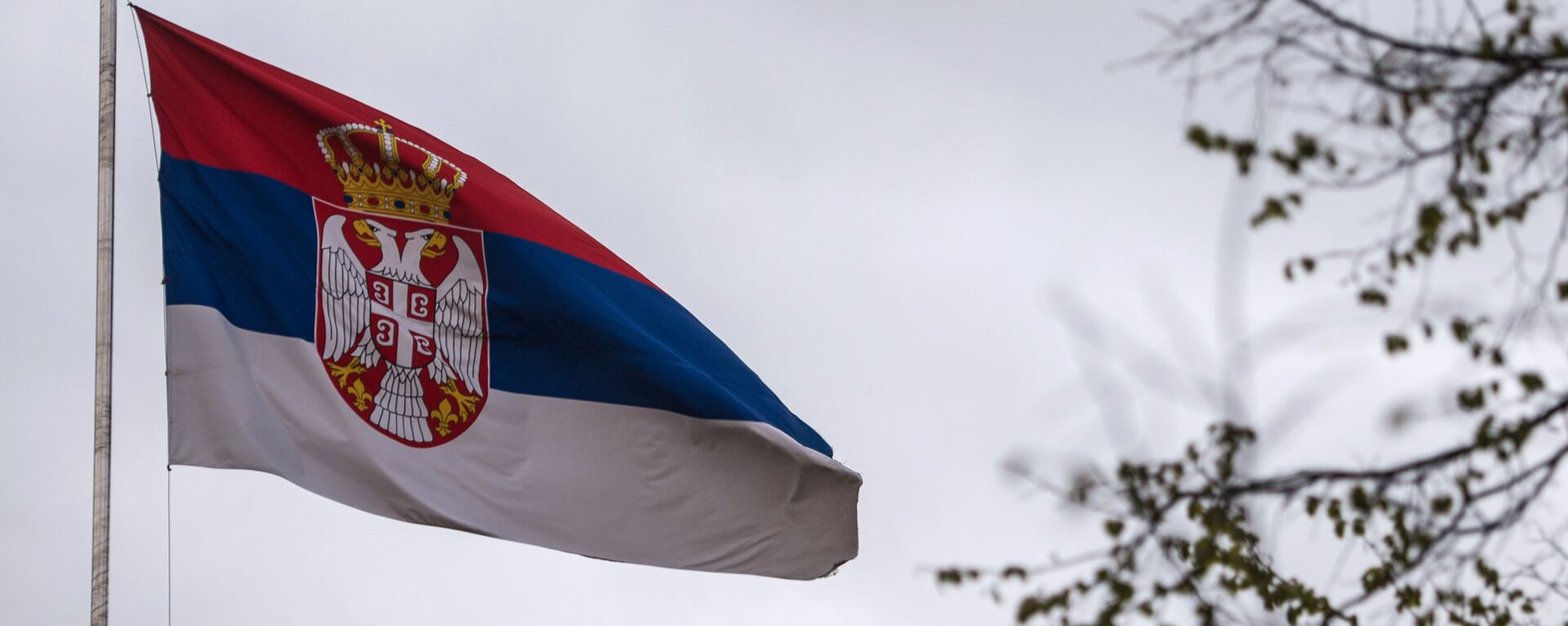 Bandera de Serbia - Sputnik Mundo, 1920, 15.04.2021