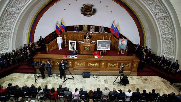 Asamblea Nacional Constituyente - Sputnik Mundo