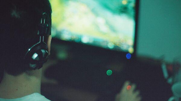Un jugador de Dota 2 (imagen referencial) - Sputnik Mundo