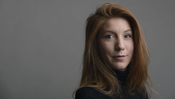 Kim Wall, periodista sueca - Sputnik Mundo