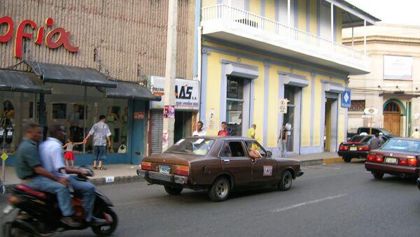 Un motoconcho en República Dominicana (archivo) - Sputnik Mundo