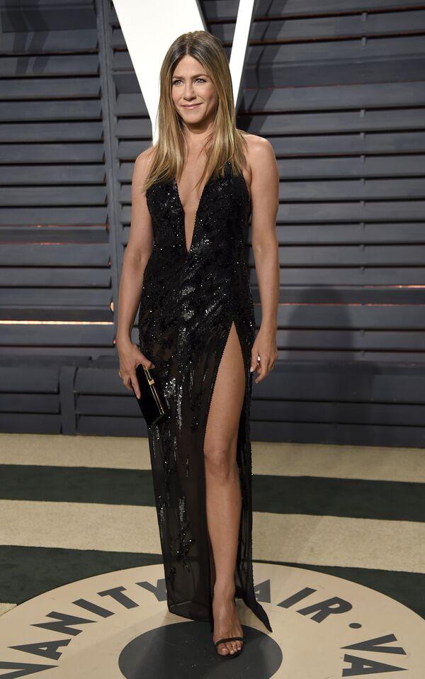 Jennifer Aniston, intérprete norteamericana - Sputnik Mundo