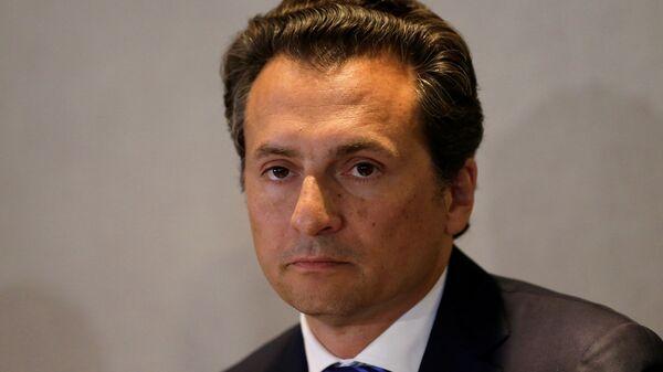 Emilio Lozoya, former chief Executive Officer of Petroleos Mexicanos (Pemex)  - Sputnik Mundo