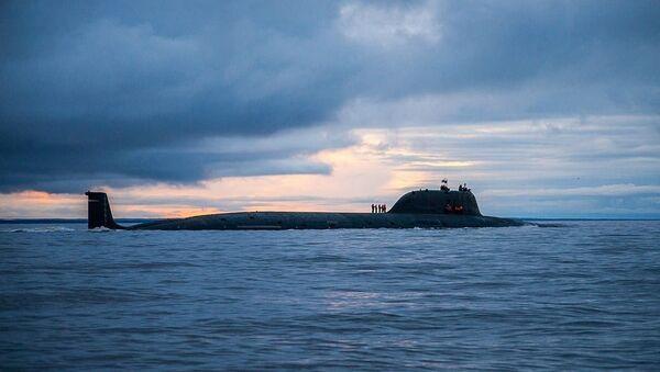 Un submarino de la clase Yasen - Sputnik Mundo