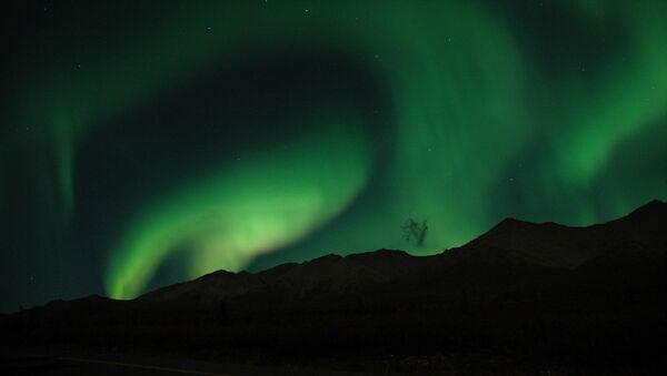 Aurora polar (archivo) - Sputnik Mundo