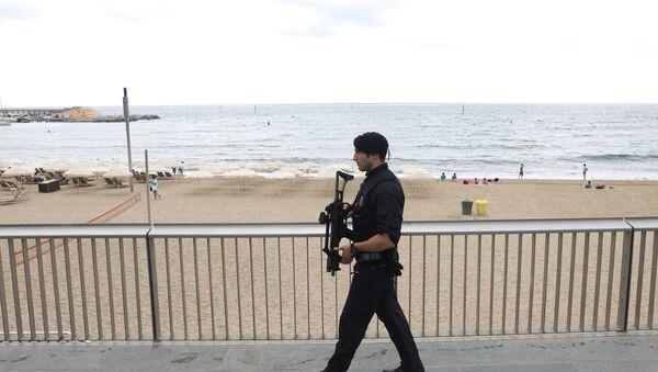 Mossos d'Esquadra, la policía autonómica catalana - Sputnik Mundo