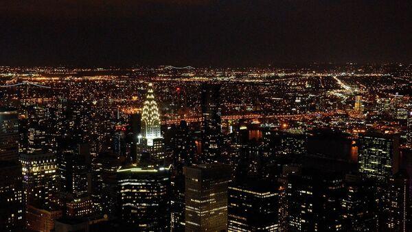 La ciudad de Nueva York (archivo) - Sputnik Mundo