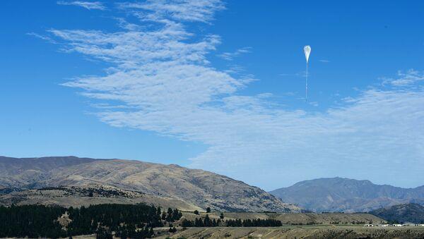 Un globo de altitud de la NASA - Sputnik Mundo