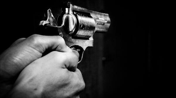 Pistola (imagen referencial) - Sputnik Mundo