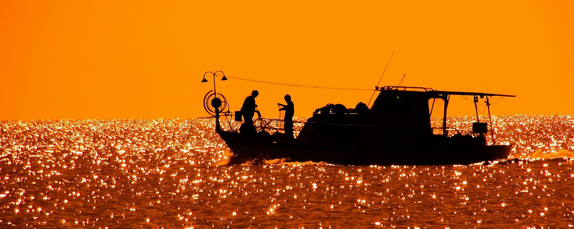 Pesca (imagen referencial) - Sputnik Mundo, 1920, 03.02.2021