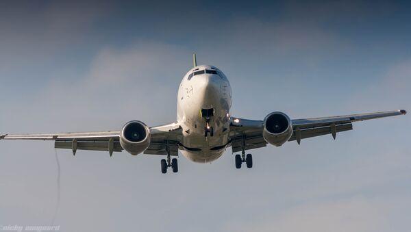 Boeing 737-500 (imagen referencial) - Sputnik Mundo