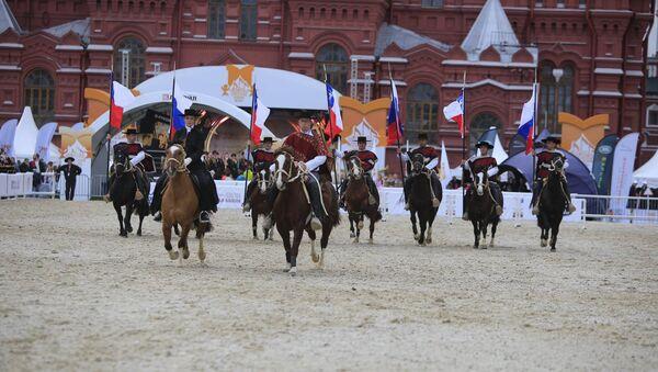 Preparaciones para el festival Torre Spásskaya - Sputnik Mundo