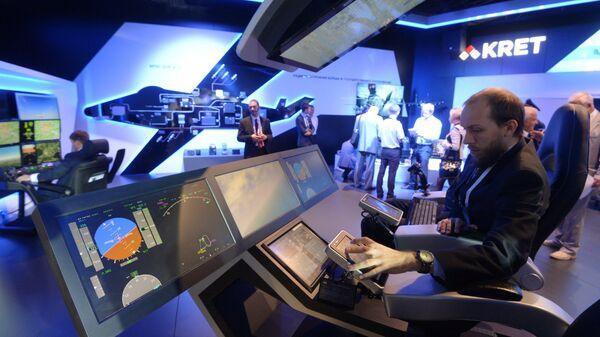 El Consorcio de Tecnologías Radioelectrónicas (KRET) presenta sus sistemas en el Salón Aeroespacial Internacional MAKS - Sputnik Mundo