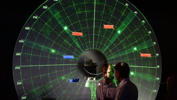 Radiolocalizador mostrado en el Salón Aeroespacial Internacional MAKS - Sputnik Mundo