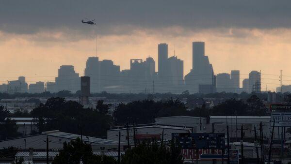 Huracán Harvey en Houston - Sputnik Mundo