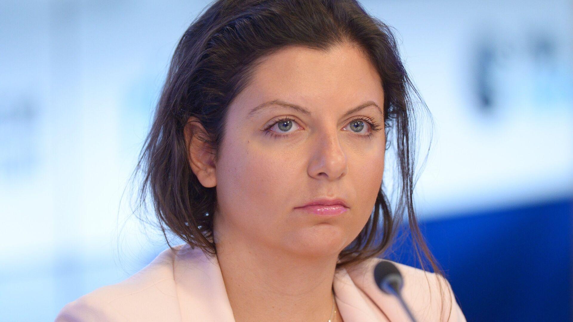 Margarita Simonián, la directora de la agencia de noticias Sputnik - Sputnik Mundo, 1920, 16.09.2021