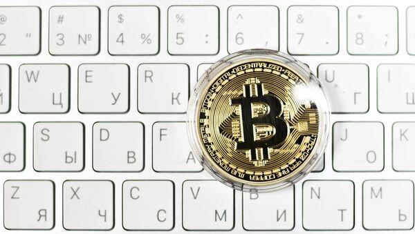 Bitcoin cryptocurrency - Sputnik Mundo