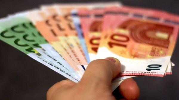 Euros (imagen referencias) - Sputnik Mundo