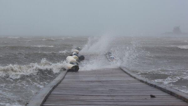 El huracán Irma se acerca a Puerto Rico - Sputnik Mundo