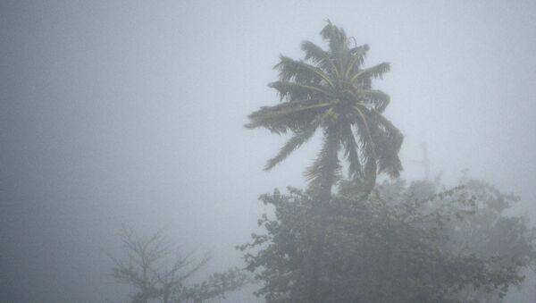 Tormenta tropical en Puerto Rico (Archivo) - Sputnik Mundo
