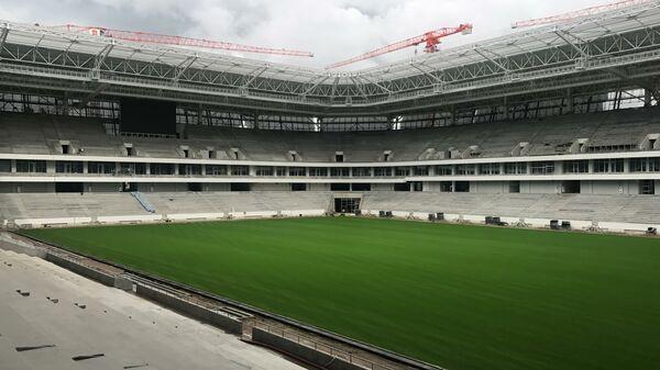 Estadio de Kaliningrado, Rusia (archivo) - Sputnik Mundo