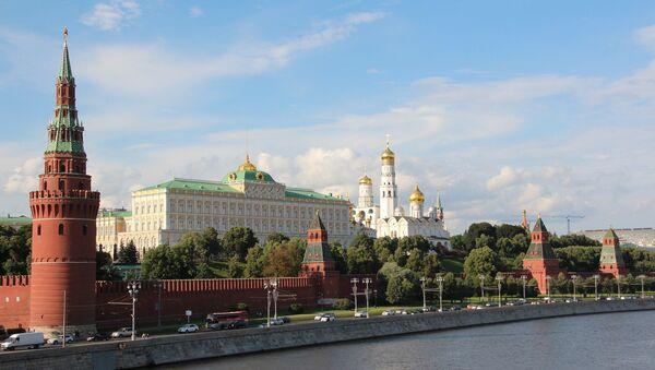 El Kremlin de Moscú - Sputnik Mundo