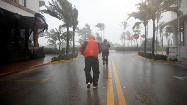 Situación en Miami Beach - Sputnik Mundo