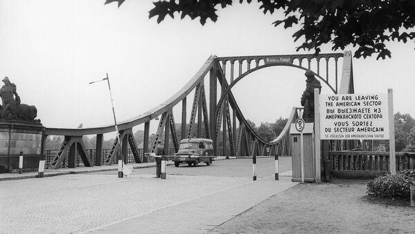 El puente Glienicke, 27 de julio de 1962 - Sputnik Mundo
