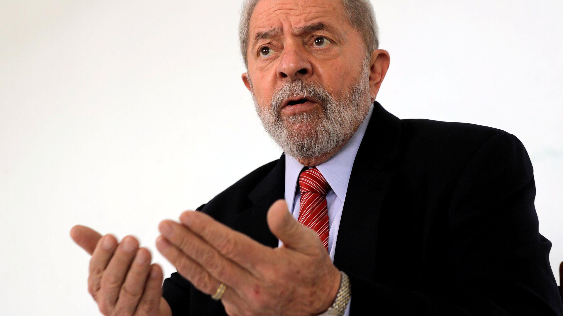Luiz Inácio Lula da Silva, expresidente de Brasil - Sputnik Mundo, 1920, 10.03.2021